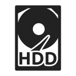 Hard Disk Drive Png Logo